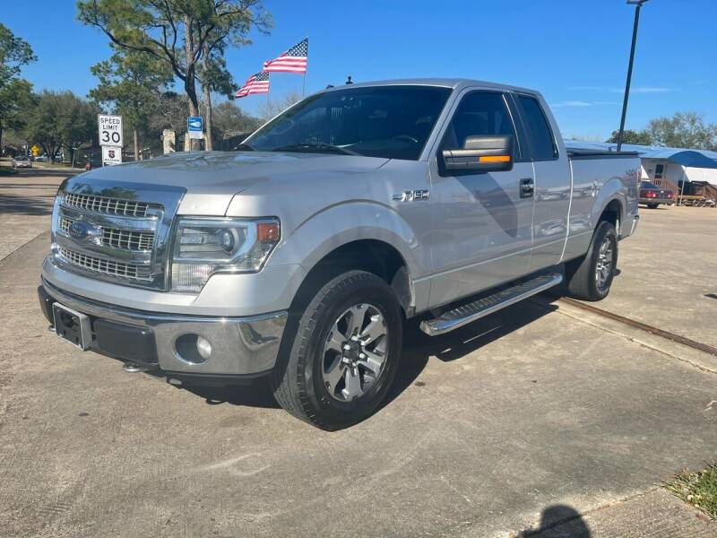 2014 Ford F-150 for sale at Newsed Auto in Houston TX