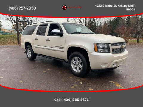 2008 Chevrolet Suburban for sale at Auto Solutions in Kalispell MT