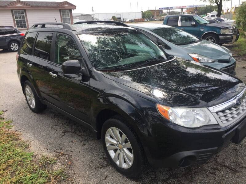 2011 Subaru Forester for sale at Regal Cars of Florida-Clearwater Hybrids in Clearwater FL
