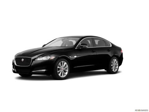 2018 Jaguar XF for sale at Bourne's Auto Center in Daytona Beach FL