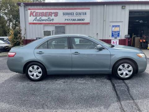 2009 Toyota Camry for sale at Keisers Automotive in Camp Hill PA