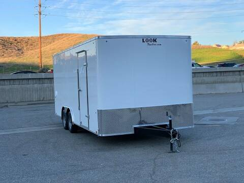 2021 Look Trailers  STLA85X20TE3