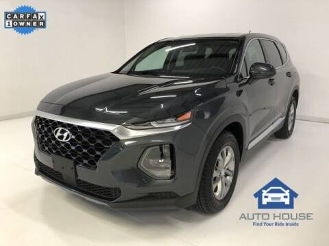 2020 Hyundai Santa Fe for sale at Autos by Jeff in Peoria AZ