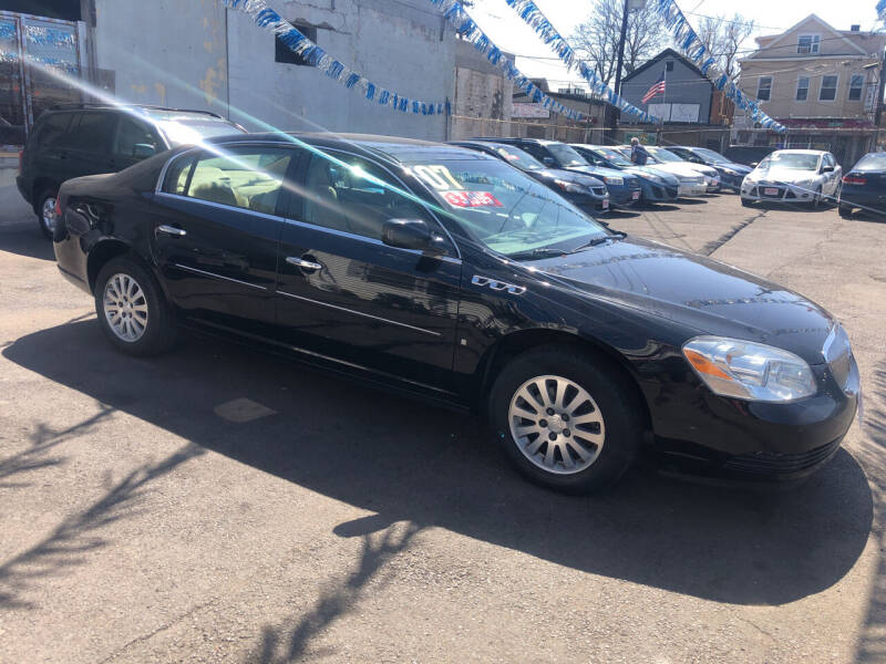 2007 Buick Lucerne for sale at Riverside Wholesalers 2 in Paterson NJ