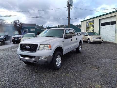 2004 Ford F-150 for sale at TacomaAutoLoans.com in Tacoma WA