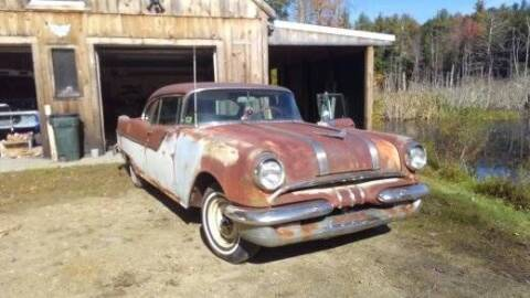 1955 Pontiac Star Chief for sale at Classic Car Deals in Cadillac MI
