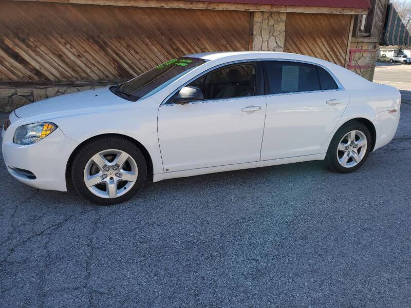 2009 Chevrolet Malibu for sale at Street Side Auto Sales in Independence MO