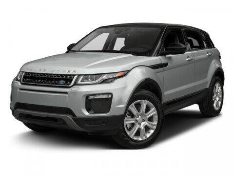 2017 Land Rover Range Rover Evoque for sale at NYC Motorcars in Freeport NY