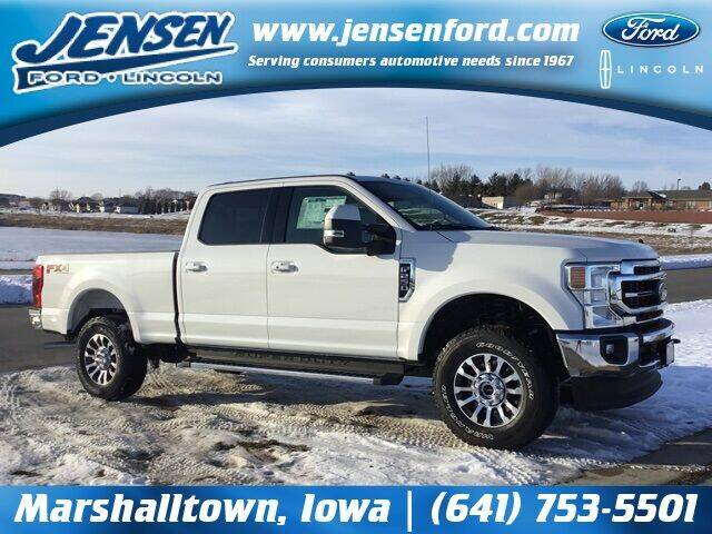 2021 Ford F-250 Super Duty for sale at JENSEN FORD LINCOLN MERCURY in Marshalltown IA