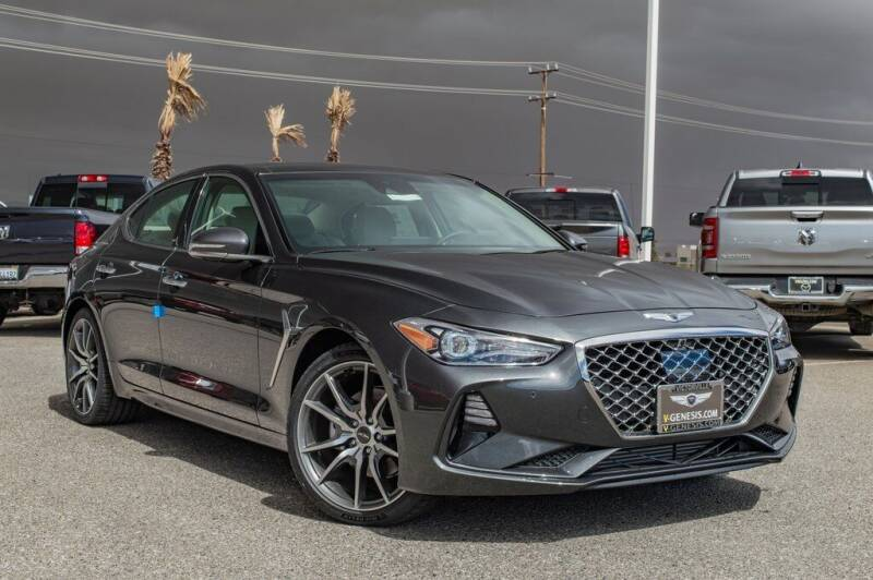 2021 Genesis G70 for sale in Victorville, CA