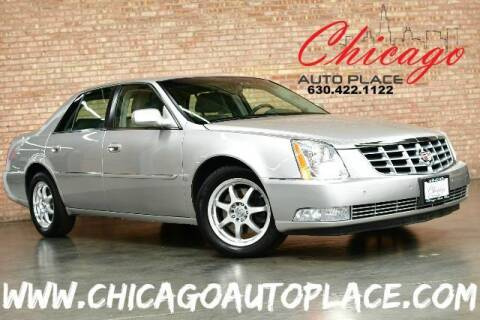 2006 Cadillac DTS for sale at Chicago Auto Place in Bensenville IL