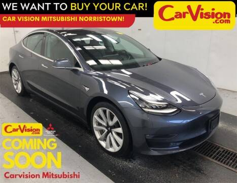 2018 Tesla Model 3 for sale at Car Vision Mitsubishi Norristown in Trooper PA