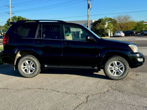 2005 Lexus GX 470 for sale at Midwest Autopark in Kansas City MO