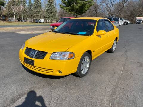 2006 Nissan Sentra for sale at Northstar Auto Sales LLC in Ham Lake MN