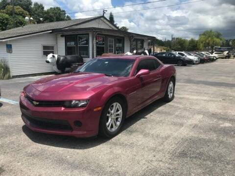 2014 Chevrolet Camaro for sale at Denny's Auto Sales in Fort Myers FL