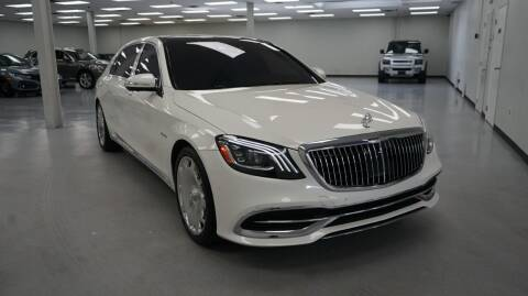 2020 Mercedes-Benz S-Class for sale at SZ Motorcars in Woodbury NY