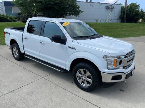 2018 Ford F-150 for sale at Best Buy Auto Mart in Lexington KY