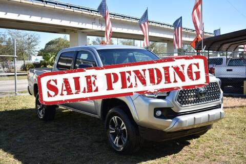 2019 Toyota Tacoma for sale at STS Automotive - Miami, FL in Miami FL