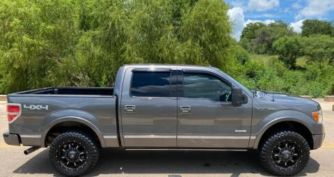 2012 Ford F-150 for sale at GTC Motors in San Antonio TX