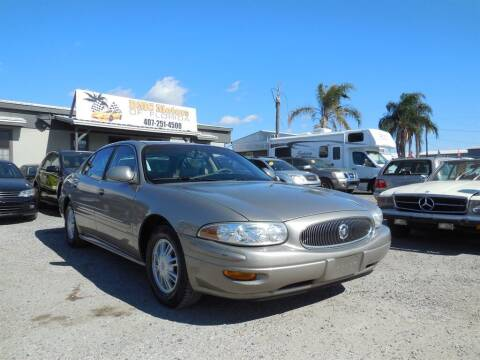 2002 Buick LeSabre for sale at DMC Motors of Florida in Orlando FL