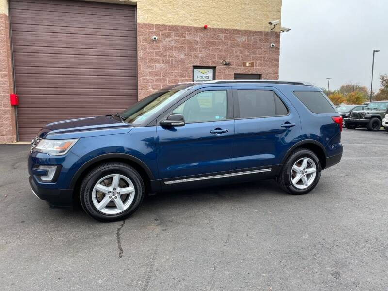 2017 Ford Explorer for sale at CarNu  Sales in Warminster PA
