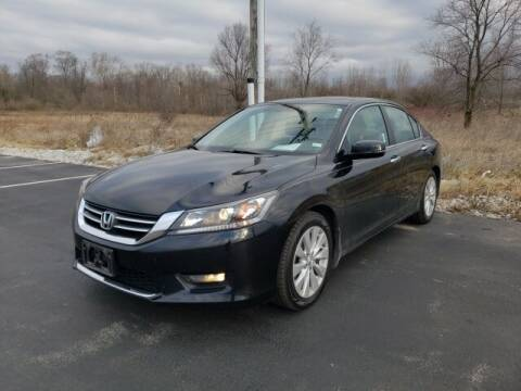 2015 Honda Accord for sale at White's Honda Toyota of Lima in Lima OH