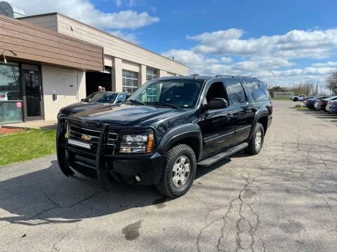 2007 Chevrolet Suburban for sale at Dean's Auto Sales in Flint MI