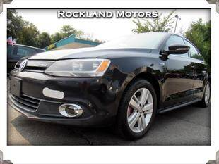 2013 Volkswagen Jetta for sale at Rockland Automall - Rockland Motors in West Nyack NY