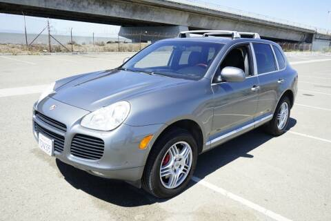 2004 Porsche Cayenne for sale at Sports Plus Motor Group LLC in Sunnyvale CA