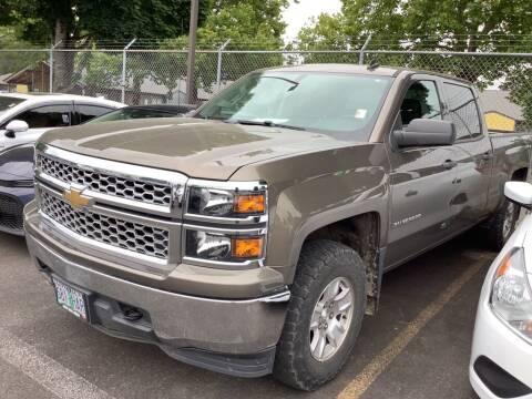 2014 Chevrolet Silverado 1500 for sale at Royal Moore Custom Finance in Hillsboro OR