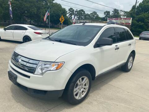 2010 Ford Edge for sale at Auto Land Of Texas in Cypress TX