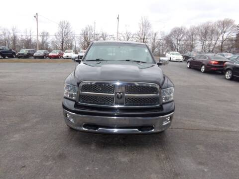 2010 Dodge Ram Pickup 1500 for sale at Pool Auto Sales Inc in Spencerport NY