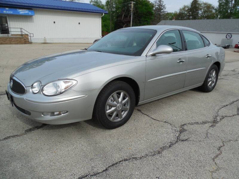 2007 Buick LaCrosse for sale at Streich Motors Inc in Fox Lake WI