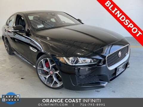 2018 Jaguar XE for sale at ORANGE COAST CARS in Westminster CA