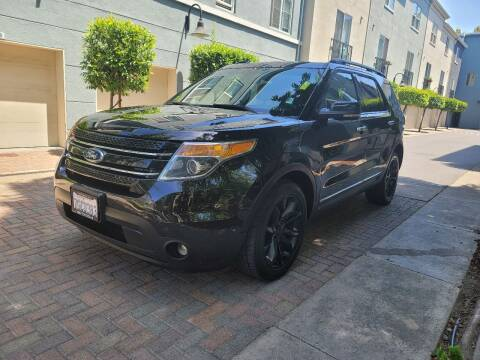 2011 Ford Explorer for sale at Bay Auto Exchange in San Jose CA