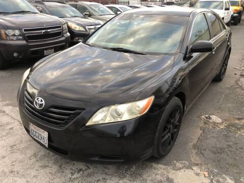 2008 Toyota Camry for sale at 101 Auto Sales in Sacramento CA