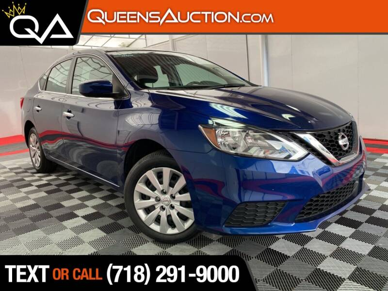 2019 Nissan Sentra for sale in Richmond Hill, NY
