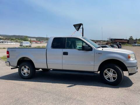 2005 Ford F-150 for sale at Skyway Auto INC in Durango CO