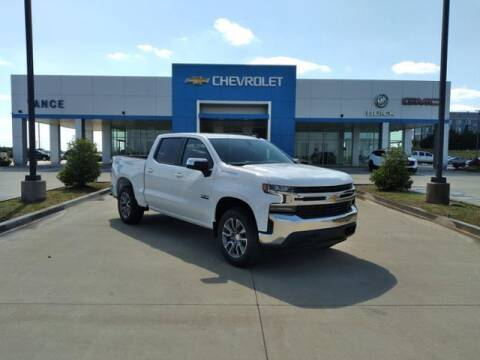 2021 Chevrolet Silverado 1500 for sale at Vance Fleet Services in Guthrie OK