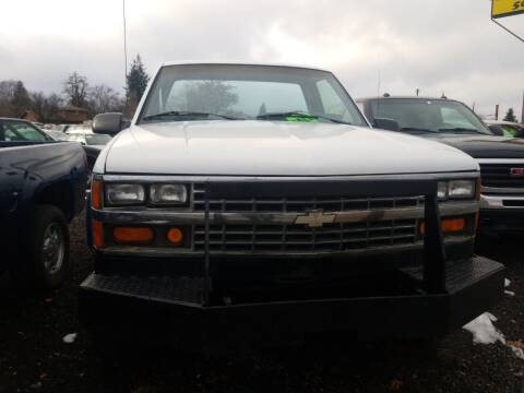 1988 Chevrolet C/K 1500 Series for sale at 2 Way Auto Sales in Spokane Valley WA