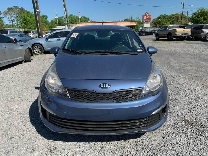 2016 Kia Rio for sale at Auto Mart in North Charleston SC