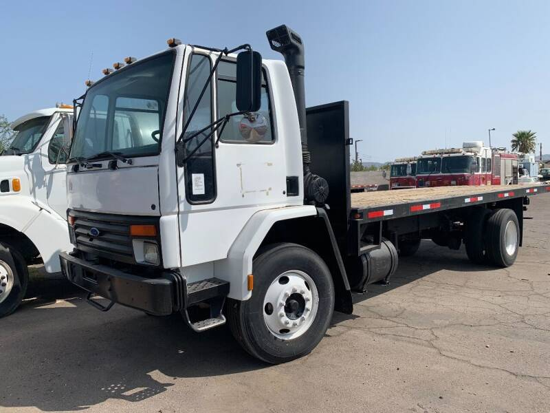 1997 Ford CF8000 for sale at Ray and Bob's Truck & Trailer Sales LLC in Phoenix AZ