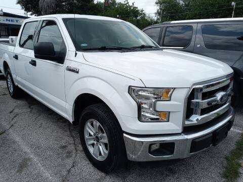 2016 Ford F-150 for sale at RICKY'S AUTOPLEX in San Antonio TX