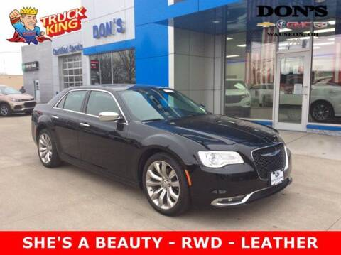 2019 Chrysler 300 for sale at DON'S CHEVY, BUICK-GMC & CADILLAC in Wauseon OH