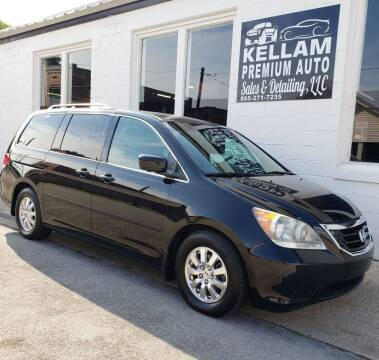 2010 Honda Odyssey for sale at Kellam Premium Auto Sales & Detailing LLC in Loudon TN