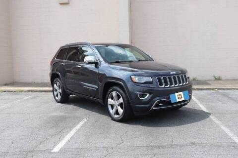 2014 Jeep Grand Cherokee for sale at El Patron Trucks in Norcross GA