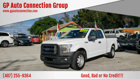 2015 Ford F-150 for sale at GP Auto Connection Group in Haines City FL