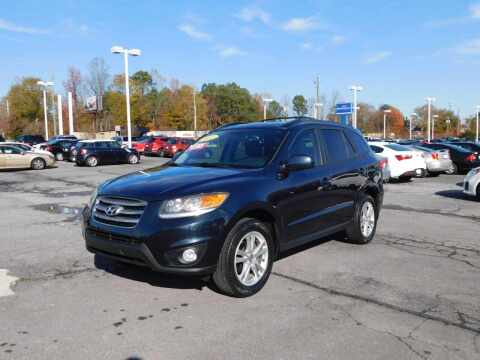2012 Hyundai Santa Fe for sale at Paniagua Auto Mall in Dalton GA