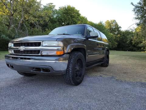 2000 Chevrolet Suburban for sale at Empire Auto Remarketing in Shawnee OK