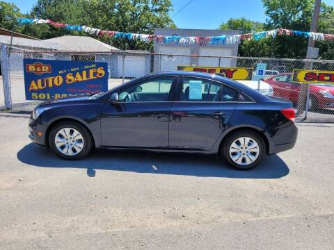 2016 Chevrolet Cruze Limited for sale at B & R Auto Sales in North Little Rock AR